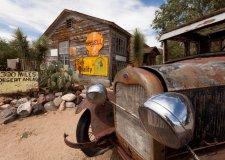 Route 66, Cool Springs, AZ