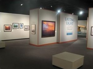 """Lasting Light"" exhibit, Durham Museum, Omaha, NE"