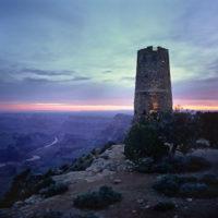 Desert View Watchtower, Sunrise