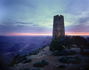 Desert View Watchtower, Sunrise