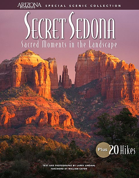 Secret Sedona book