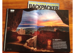 Backpacker Magazine | January 2017 (116 kb)