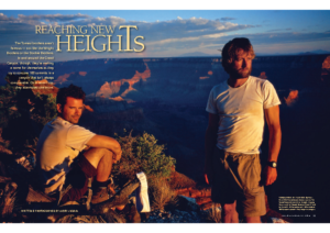 Arizona Highways | Reaching New Heights (2 Mb)