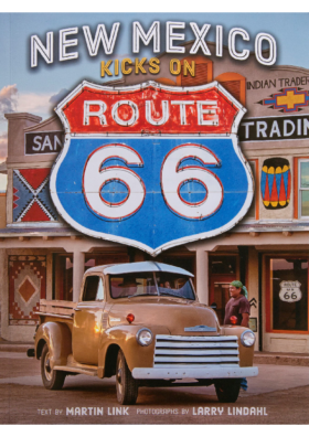 New Mexico Kicks on Route 66 (2 Mb)