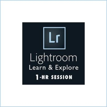Lightroom - Learn & Explore: 1-Hour Session
