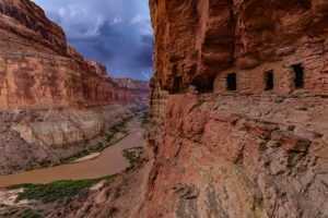Grand Canyon Nankoweap Granaries