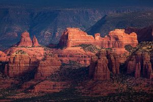 Sedona Shadows | Photo by Larry Lindahl