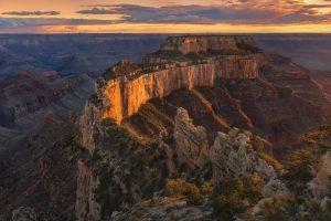 Grand Canyon Cape Royal North Rim landscape photography